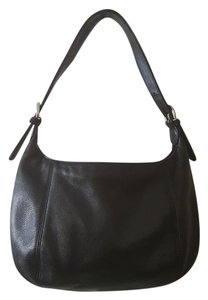 Aurielle Carryland Leather Shoulder Bag