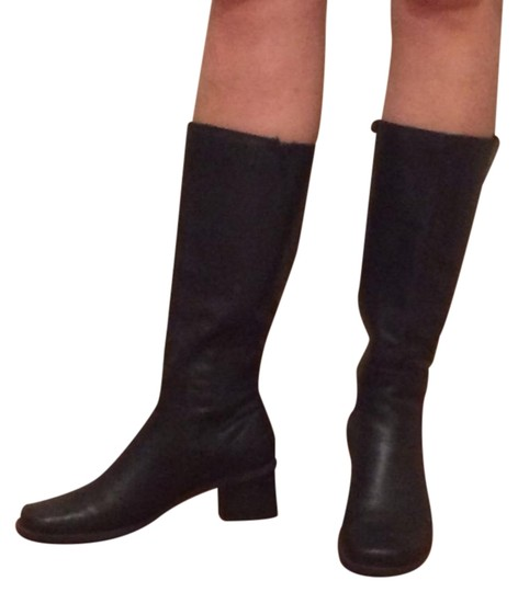 Preload https://img-static.tradesy.com/item/19749074/naturalizer-black-bootsbooties-size-us-9-narrow-aa-n-0-1-540-540.jpg