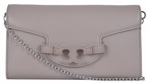 Tory Burch Handbag Grey Clutch