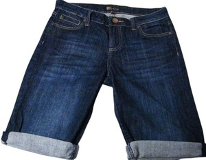 KUT from the Kloth Bermuda Shorts Blue