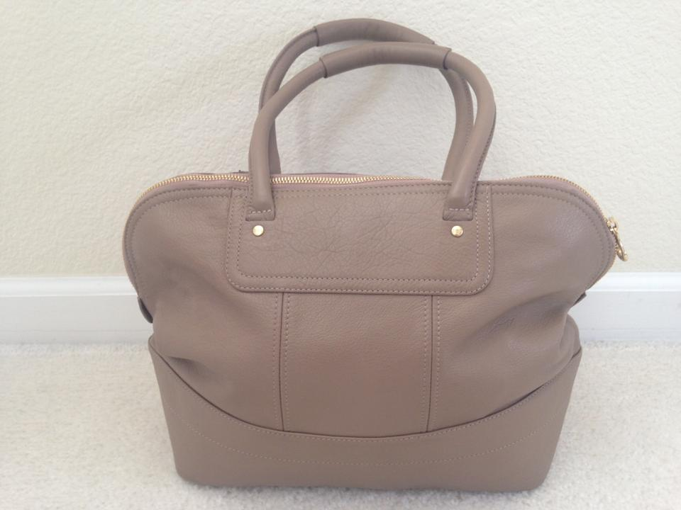 Leather Chloé See by Tote Beige qAxz5Hwv