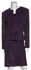 Bill Blass Bill Blass Purple 3 PC Dress Set