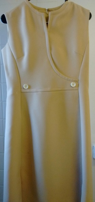 Helft's Beverly Hills Vintage Coat With Matching Dress Trench Coat Image 3
