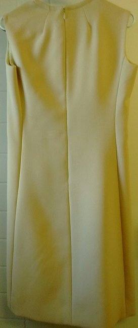 Helft's Beverly Hills Vintage Coat With Matching Dress Trench Coat Image 4
