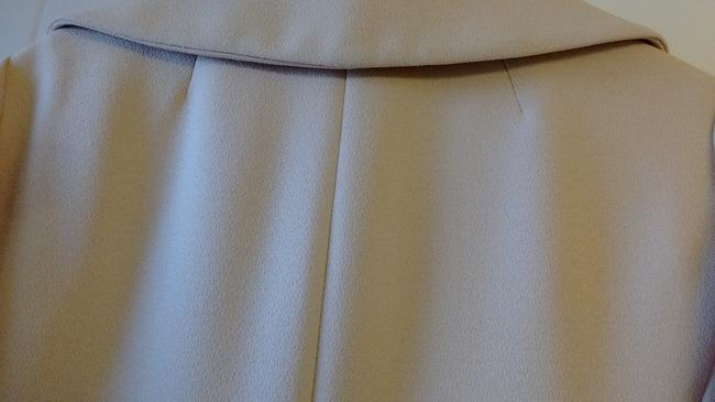 Helft's Beverly Hills Vintage Coat With Matching Dress Trench Coat Image 5