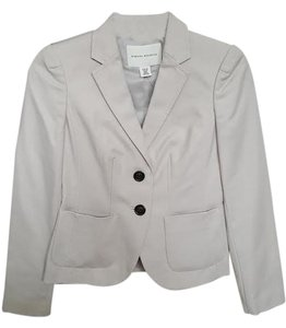 Banana Republic Jacket Coat Beige/Cream Blazer