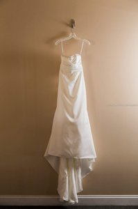 David's Bridal T9938 Wedding Dress