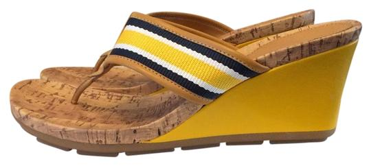 Preload https://img-static.tradesy.com/item/19749500/tommy-hilfiger-navyyellow-new-th-strapped-wedged-sandals-size-us-8-regular-m-b-0-1-540-540.jpg