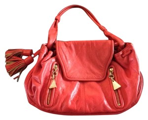 See by Chloé Fine Leather Perfect Spring Color Stylish Handbag Shoulder Bag
