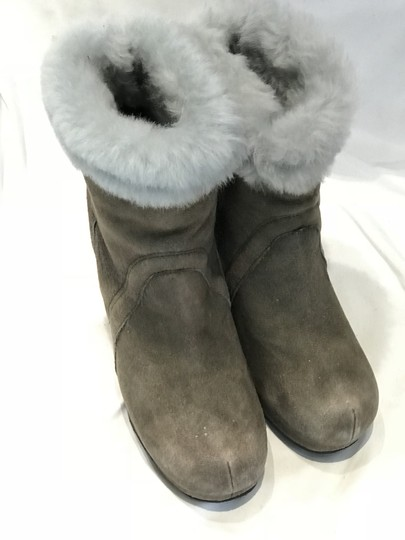 Rick Owens taupe Boots