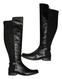 a5aa69b2aa5b3 Black Liz Claiborne Boots   Booties - Up to 90% off at Tradesy