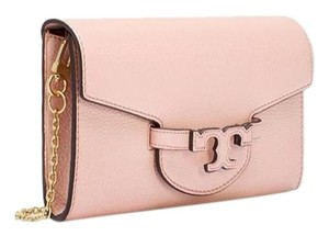 Tory Burch LIGHT OAK Clutch