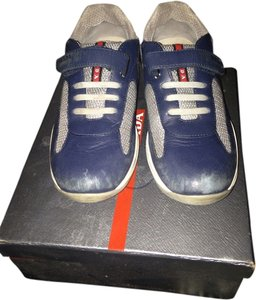 Prada Navy Athletic