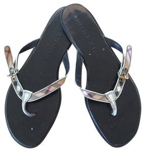 Burberry Flip Flops Novacheck House Check Sandals