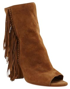 Dolce Vita Dark saddle suede Boots
