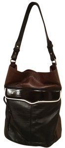 Rebecca Minkoff Smooth Leather Shoulder Hobo Bag