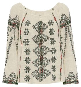 Love Sam Embroided Tunic