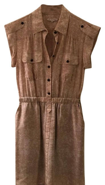 Madewell Casual Silk Dress