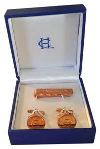 Haig Club Haig Club - Rose Gold Styled Cufflinks And Tie Pin Set