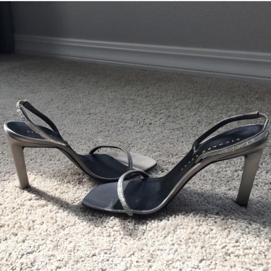 Richard Tyler Grey Sandals