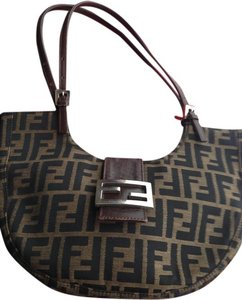 Fendi Monogram Shoulder Bag
