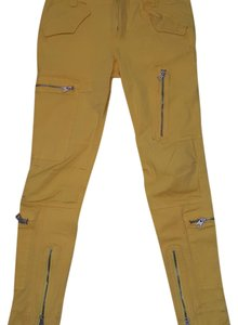 Ralph Lauren Skinny Pants Mustard yellow