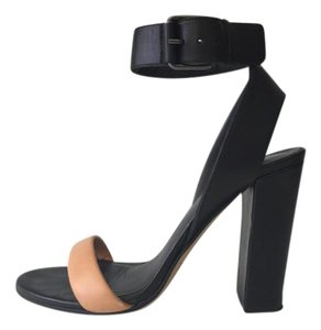 Vince Sandal Leather Two-tone Sandals