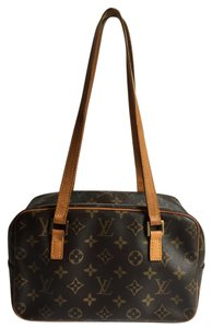 Louis Vuitton Cite Mm Cite Monogram Shoulder Bag