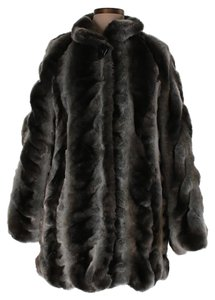 Betsey Johnson Fur Coat