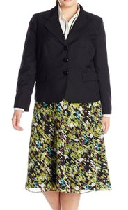 Le Suit Polyester 50033113 New With Tags Skirt 3213-0199 Blazer