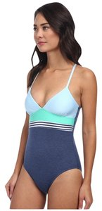 Splendid The Blues Too One Piece Swimsuit