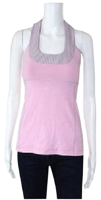 Preload https://img-static.tradesy.com/item/19752985/lululemon-light-pink-scoop-neck-activewear-top-size-6-s-28-0-1-650-650.jpg