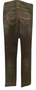 Sicko Pants Stretch Straight Leg Boot Cut Jeans-Dark Rinse