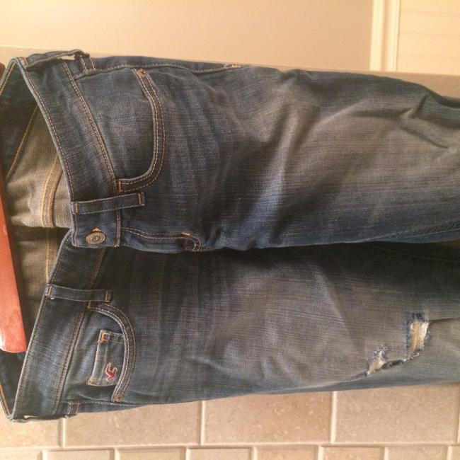 Hollister Pants Bottoms Skinny Jeans-Light Wash