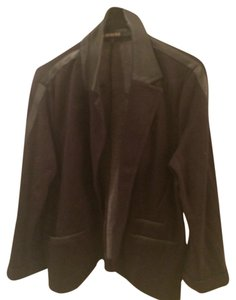 Express Jacket Suit Suit Black Blazer