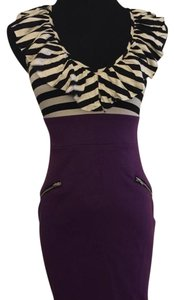 Solemio short dress on Tradesy