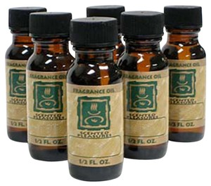Essentials Boutique SENSUALITY FRAGRANCE OIL 6 BOTTLES BOX AROMA