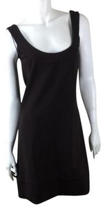Diane von Furstenberg short dress Dvf Dvf Brown on Tradesy