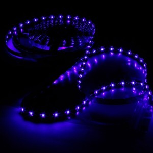 Spool Of 300 Blue Led Strip Lights. Approx 16.5'