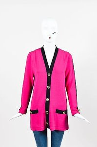 St. John Collection Pink And Sweater