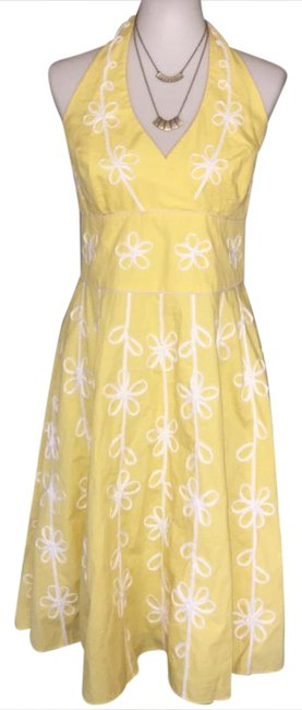 Preload https://img-static.tradesy.com/item/19754123/lilly-pulitzer-free-shipping-lemon-sorbet-willa-embroidered-halter-knee-length-short-casual-dress-si-0-14-650-650.jpg