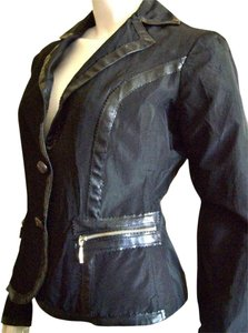 Rinascimento New Vintage Steampunk Black Jacket