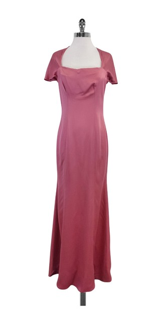 Preload https://img-static.tradesy.com/item/19754761/moschino-pink-cap-sleeve-gown-long-casual-maxi-dress-size-8-m-0-0-650-650.jpg