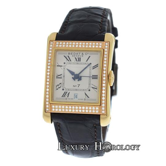 Preload https://img-static.tradesy.com/item/19754792/bedat-and-co-yellow-gold-no-7-ref-728-diamonds-watch-0-0-540-540.jpg