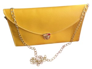Yellow Gold Clutch