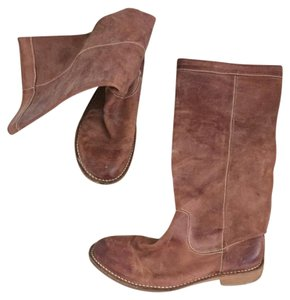 Other Casual Tan Distressed Tan/brown Boots