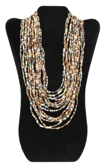 Preload https://item1.tradesy.com/images/multicolor-beaded-tiered-necklace--1975500-0-0.jpg?width=440&height=440