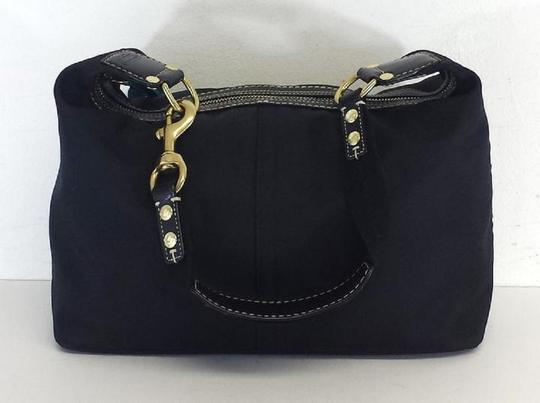 Coach Nylon Shoulder Bag