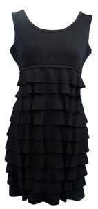 Calvin Klein Ruffled Dress