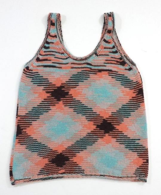 Missoni Color Cashmere Top Multi